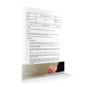 FI 002 - Finance - Accounts Receivable