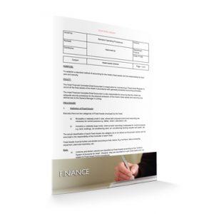 FI 008 - Finance - Fixed Assets Control